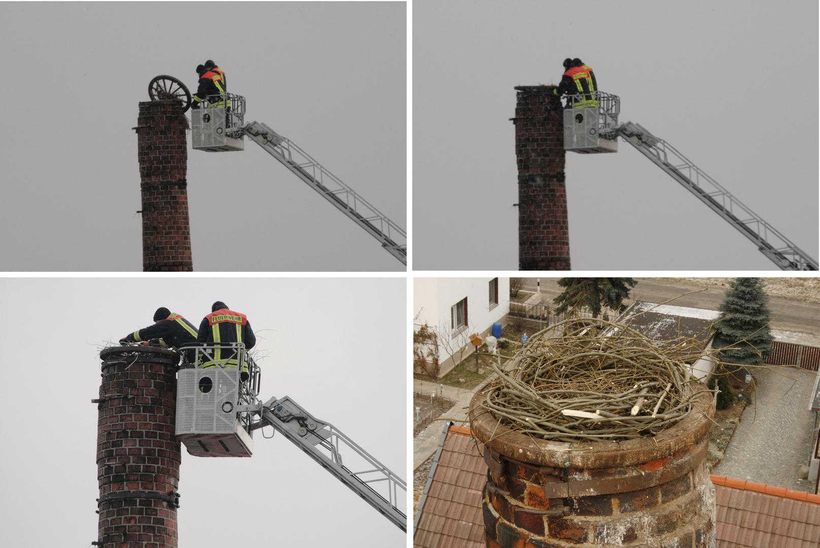Die Feuerwehr wirds schon richten