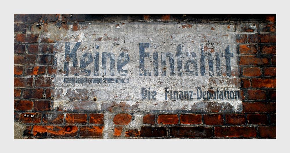 Die Finanz-Deputation