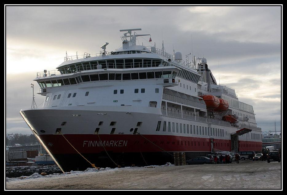 Die Finnmarken in Trondheim
