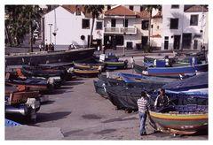 Die Fischer von Camara de Lobos...