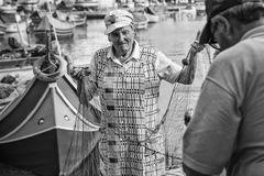 Die Fischer von Marsaxlokk IV