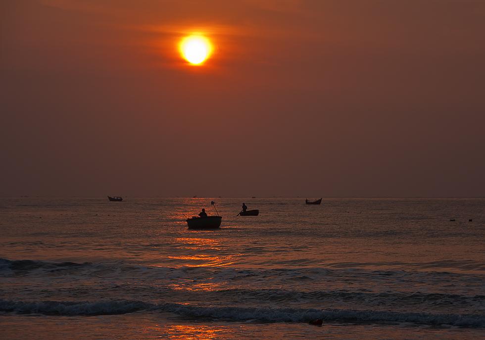 Die Fischer von Mui Ne...