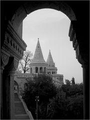 Die Fischerbastei in Budapest