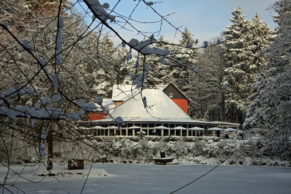 Die Fischerhütte....