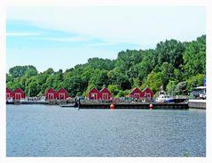 Die Fischerhütten