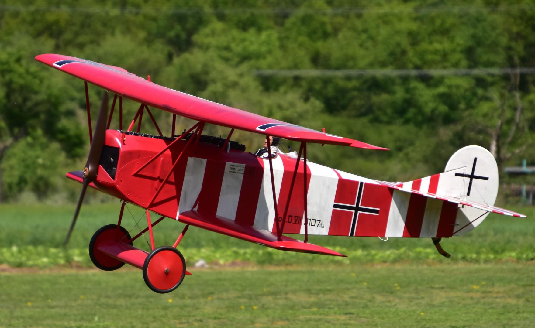 Die Fokker D7