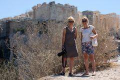 Die Foto Schwestern von Athen