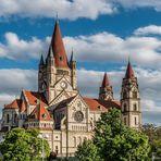 Die Franz-von-Assisi-Kirche