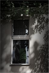 Die Frau am Fenster