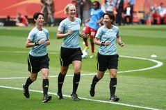Die Frauen WM behält eine deutsche Beteiligung
