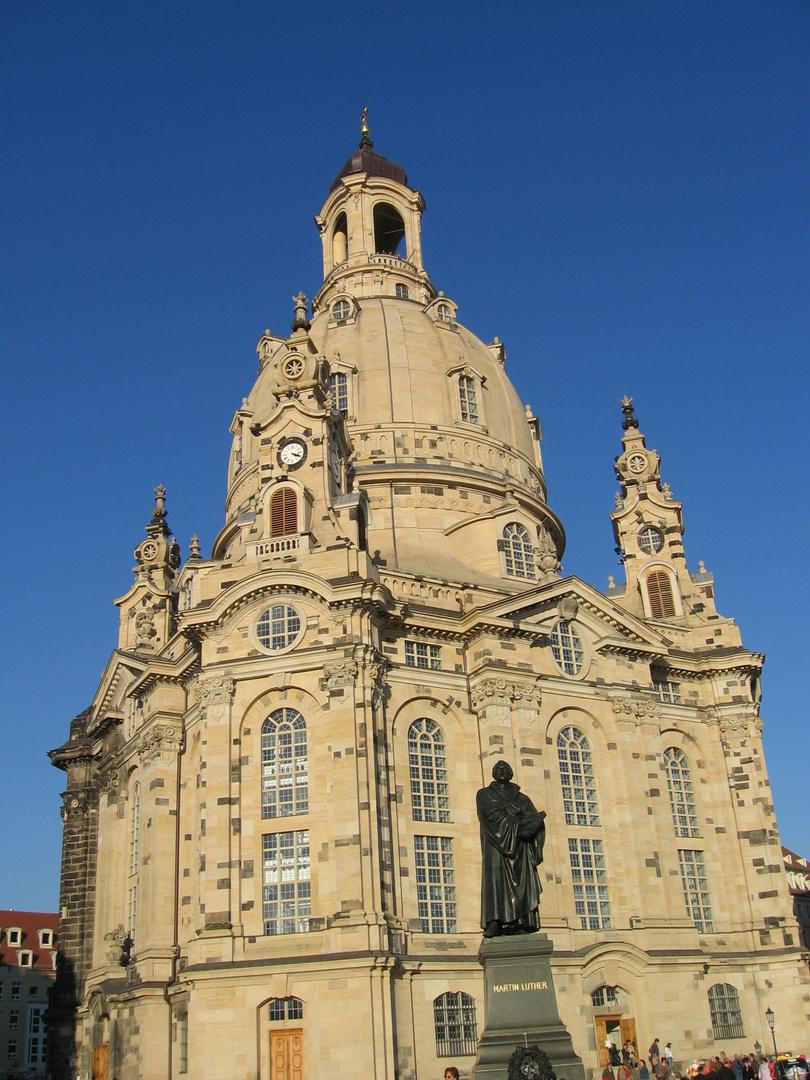 Die Frauenkirche zu Dresden Foto & Bild | architektur