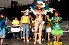 Die Freude kommt aus Südamerika