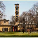 Die Friedenskirche im Schlosspark Sanssouci
