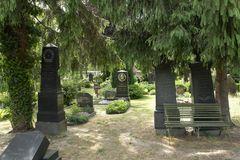 Die Friedhöfe vor dem Halleschen Tor (2)