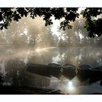 Die frühen Morgenstunden ...