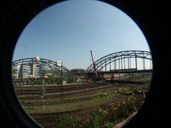 Die Gablenzbrücken in Kiel