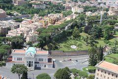 Die Gärten des Vatikan