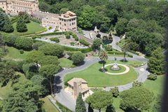 Die Gärten des Vatikans