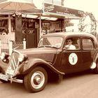 Die Gangster Limousine