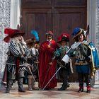 Die Garde des Kardinals