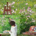 Die Gartenmalerin