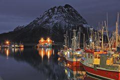 Die Geborgenheit im Hafen