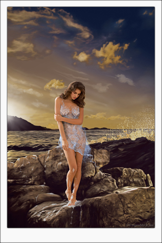 Die Geburt der Venus 2