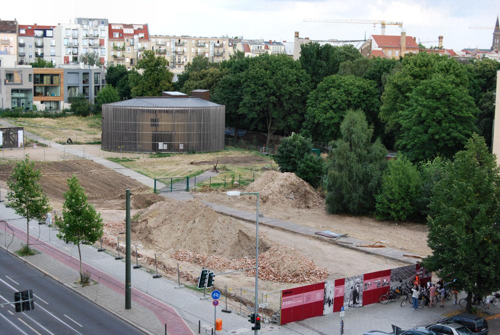 Die Gedenkstatte Berliner Mauer In Der Bernauerstrasse Foto Bild Deutschland Europe Berlin Bilder Auf Fotocommunity