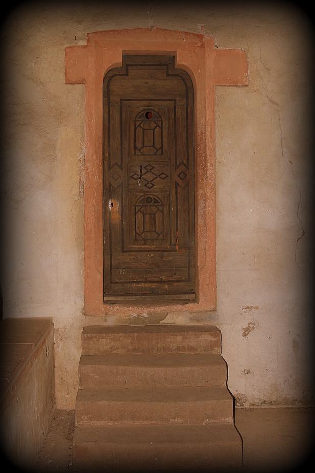Die geheime Tür