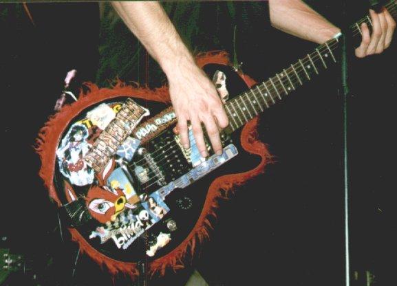 Die geilste Gitarre der Welt!!!!!!