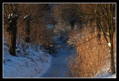 Die Geinegge im Winter *