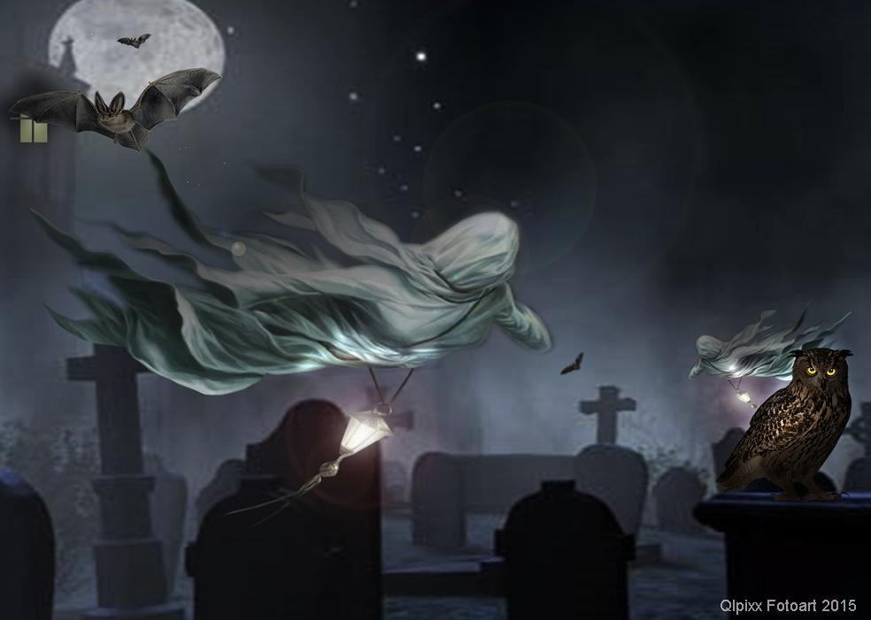 Die Geister die Ich rief........................