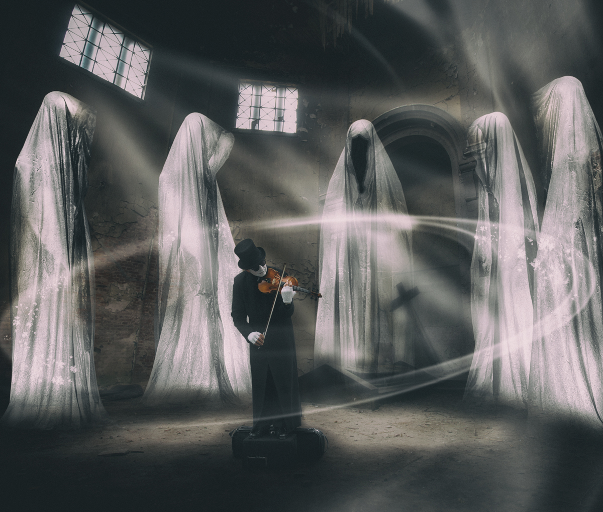 die Geister die ich rief II
