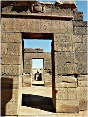 die Geschichte der schwarzen Pharaonen in Nubien..............
