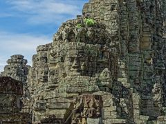 die Gesichter der Khmer ©