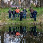 Die gespiegelten Sieben...