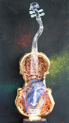 die gläserne Geige