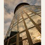 die Glasfassade