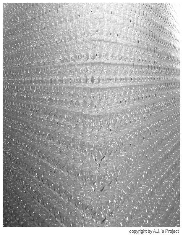 ...die Glaspyramide (2)...