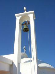 Die Glocke der Kirche vom Heiligen Nikolaus ...