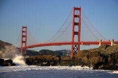 die Golden Gate einmal mehr.......