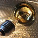 Die goldene Glühbirne
