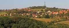 """Die """"Goldene Höhe"""" bei Bannewitz und Hähnichen..."""