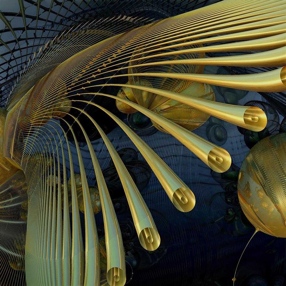 Die goldene Nebeltröte