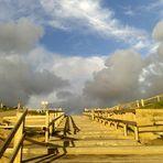 die goldene Treppe zum Himmelreich