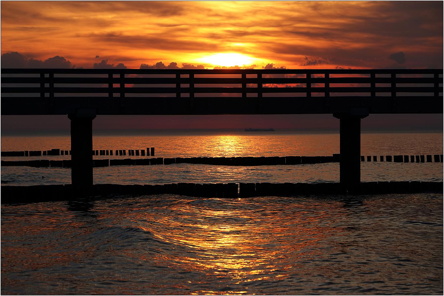 Die goldene Welle...