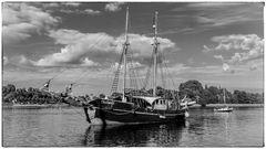 Die Gotland in Kappeln