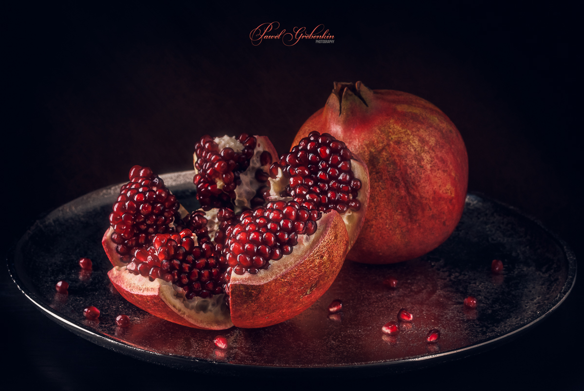 Die Granatäpfel