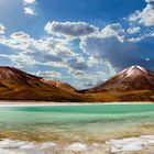 Die grandiose Laguna Verde
