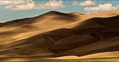 """die grandiosen """"great sand dunes"""""""